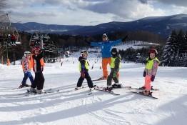 Jeżów Sudecki Atrakcja Przedszkole narciarskie SuperSki