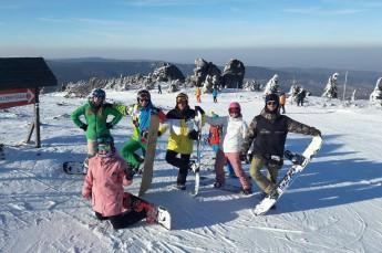 Szklarska Poręba Atrakcja Szkoła narciarska Snow4fun