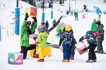 Szklarska Poręba Atrakcja Przedszkole narciarskie Padaśnieg