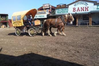 Ściegny Atrakcja Park tematyczny Western City