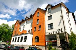 Szklarska Poręba Nocleg Hotel Sasanka