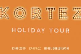 Karpacz Wydarzenie Koncert Kortez - Holiday Tour